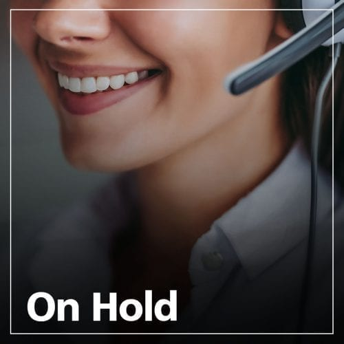 On Hold