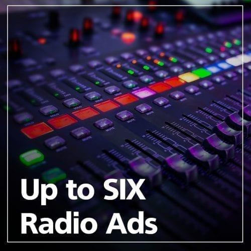 Six Radio Ads - Killerspots