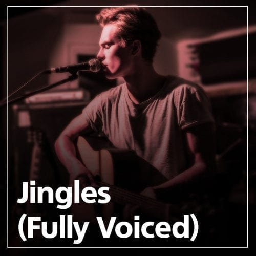 Jingles Fully voiced graphic