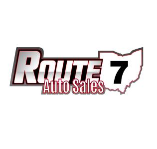 Route 7 Auto Sales Logo