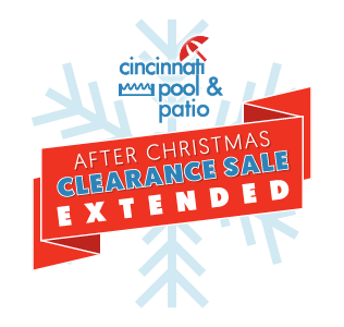 After Christmas Clearance Sale Extended Logo